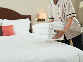 obsługa hoteli