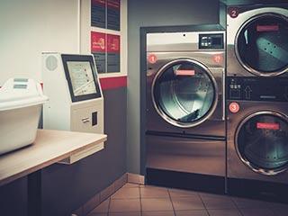 usługi prania wodnego